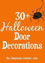 Frankenstein Door Decoration Halloween Classroom Door Decorations