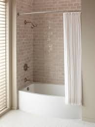 Bathroom Shower Door Ideas Bathroom Shower Tub Tile Ideas White Wall Mounted Soaking Bathtub