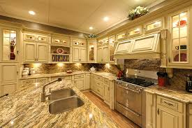 Kitchen Cabinets With Lights by Priceless Kitchen Cabinets Making More Than A Home