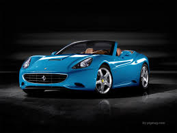 blue ferrari wallpaper 1230carswallpapers sky blue ferrari