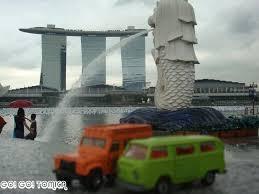 lexus scrap yard singapore go go tomica 2010