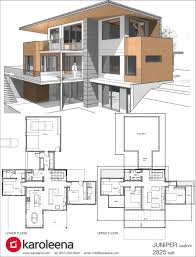 modern home floorplans modern home floor plans home design plan