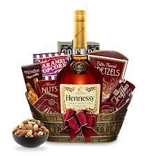 tequila gift basket buy hennessy vs cognac gift basket online