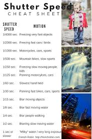 Tip Sheet For Your Creative Photography Tips Motion In Photography
