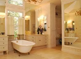 brushed nickel wall mirror bathroom traditional with bath