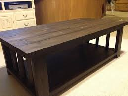 rustic coffee table inspiration for beautifying living area