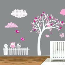 stickers pour chambre bébé fille stickers chambre bebe fille sticker mural au motif enfant fille