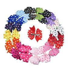 the ribbon boutique wholesale aliexpress buy xima wholesale polka dot ribbon boutique hair
