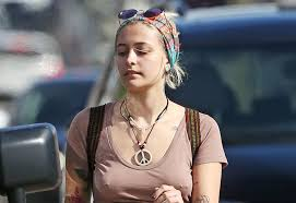 girl nipple rings images Braless paris jackson shows off her nipple rings star magazine jpg