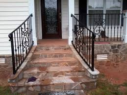 sophisticated wrought iron porch railings u2014 jbeedesigns outdoor