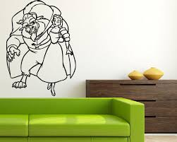 Stickers For Kids Room Online Get Cheap Beauty And The Beast Room Decor Aliexpress Com