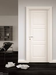 white interior doors with glass fleshroxon decoration