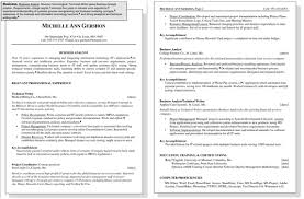 View Sample Resume by Sample Resume For A Business Position Dummies