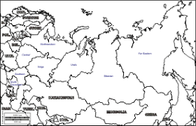 outline map of russia with cities russia free maps free blank maps free outline maps free base maps
