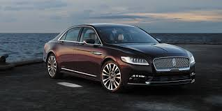 lincoln 2017 car 2017 lincoln continental vehicles on display chicago auto show