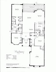 Modern One Story House by Cool One Storey House Plans With Basement Images Home Design