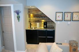 Under Stair Bar by Basements The Building Partner