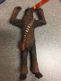 chewbacca ornament from sort it apps