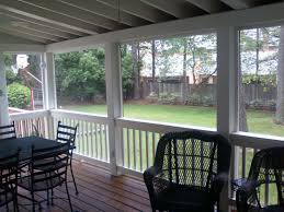 Shed Roof Screened Porch Traditional Screened Porch U2013 Add A Deck