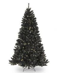 black christmas tree black christmas i want it black