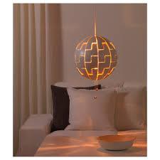 ikea ps 2014 pendant lamp white copper colour ikea