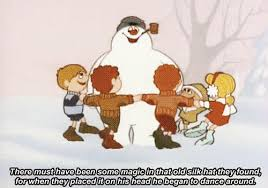 Frosty The Snowman Happy Birthday Meme - frosty the snowman then and now i heart xmas blog