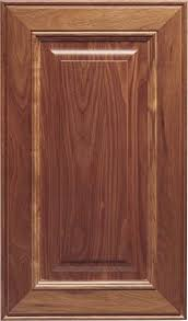 Walnut Cabinet Doors Mitered Applied Moulding Custom Cabinet Doors