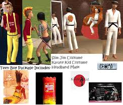 Boy Teen Halloween Costumes Mod Sims Halloween Costumes Ages