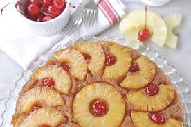 pineapple upside down cake your homebased mom
