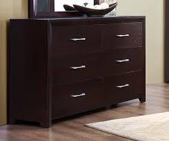 homelegance edina dresser brown espresso 2145 5