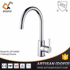 Artisan Kitchen Faucets by 2017 Kitchen Faucet Single Handle Upc Sink Faucet Buy Kitchen