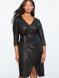 elegant plus black cocktail dresses specializing in plus size