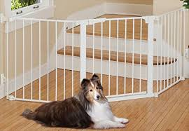 Baby Gates For Bottom Of Stairs With Banister The 50 Best Pet Gates For Your Dog Or Any Other Pets Safety Com
