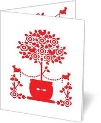 20 free printable christmas cards with enveloped template