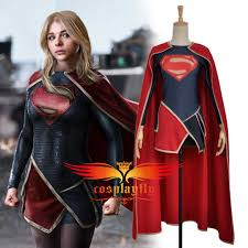 supergirl halloween costumes new arrival 2016 movie supergirl kara zor el dress cape lycra