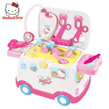 usd 68 27 hellokitty fantasy mobile dining car care car toys