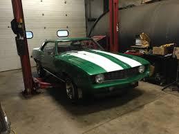 nos camaro 1969 camaro z28 302 4 speed 12 bolt nos car for sale