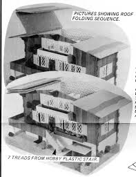 Swiss Chalet House Plans Chalet Dolls Houses By Rebecca Green Dolls U0027 Houses Past U0026 Present