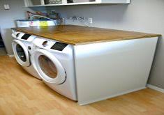 table top washer dryer front load washer and dryer table top diy built in washer dryer