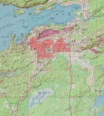 minnesota topographic map high adventure topo maps via gmap4 the netcommish