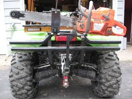 what is the ultimate atv chainsaw holder for exploring in the