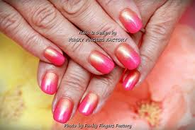 ombre nails funky fingers factory