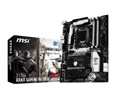 Optical Center Siege - overview for z170a krait gaming r6 siege motherboard the