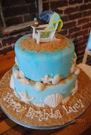 best 25 beach birthday cakes ideas on pinterest beach themed