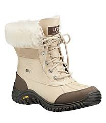 womens ugg boots at dillards ugg adirondack ii cold weather lace up waterproof duck boots