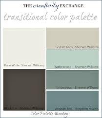 Favorite Green Paint Colors Readers U0027 Favorite Paint Colors Color Palette Monday Creativity
