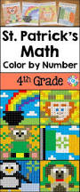 st patrick u0027s day math art quilt square differentiation