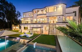 mansion design luxurious mansion with striking entertaining spaces in brentwood