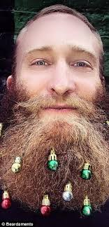 beard ornaments beard ornaments beardaments are back for another christmas daily