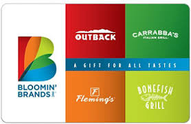 buy gift cards at a discount gift card at discount buy bloomin brands gift cards 10